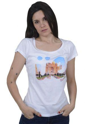Taj Mahal Blanca