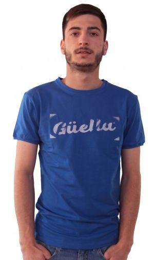 Logo Güella Azul Plata